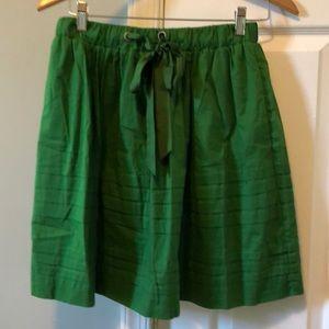 Final price: Anthropologie flouncy skirt | Odille